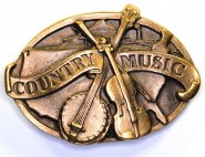 Přezka Country music StMs č. 48